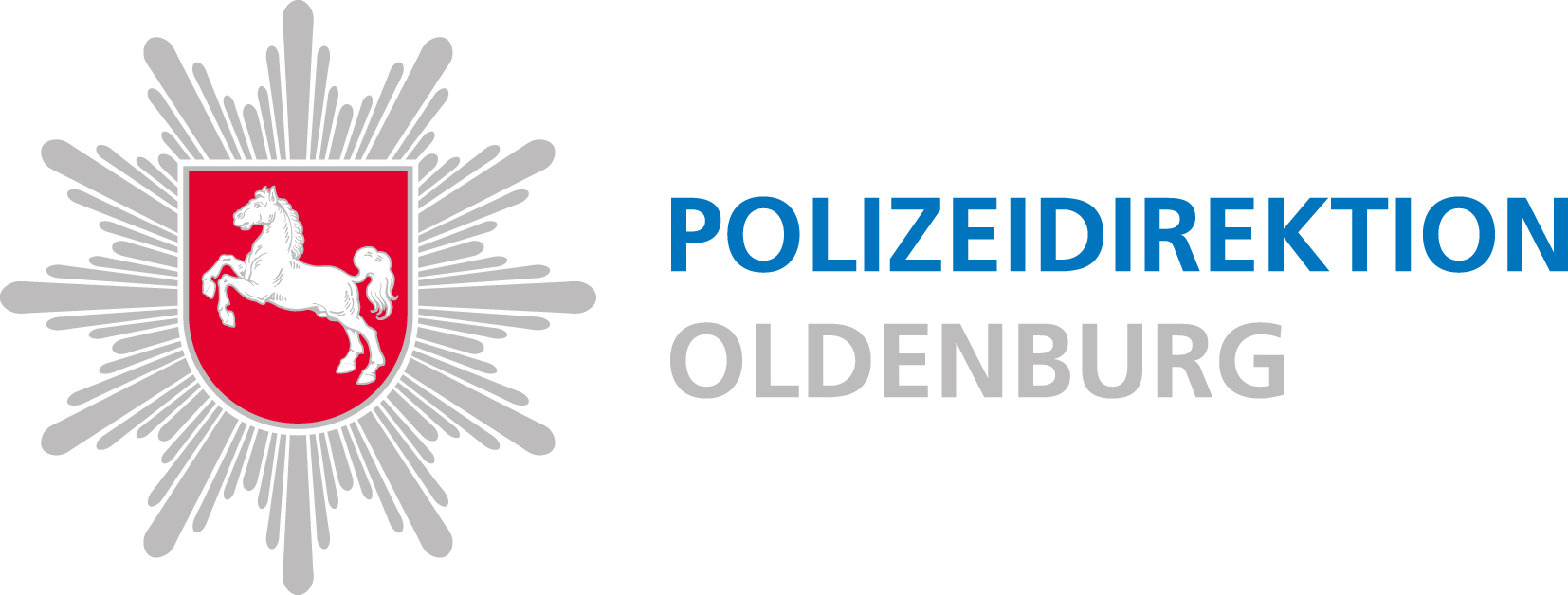Wortbildmarke Polizeidirektion Oldenburg