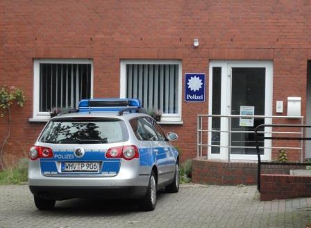 Polizeistation Wiesenhof