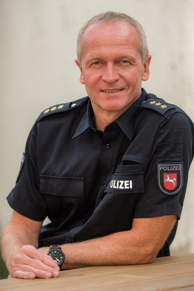 Polizeidirektor Thomas Kues